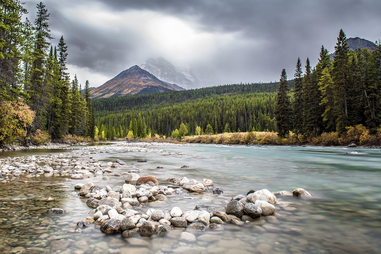 Alberta Kanada Wandern
