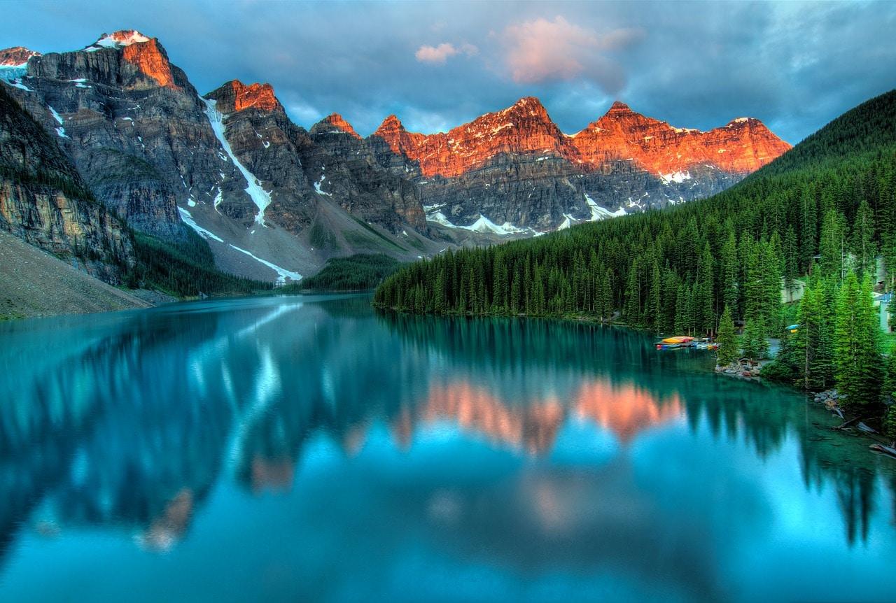 Beste Wanderung in Alberta