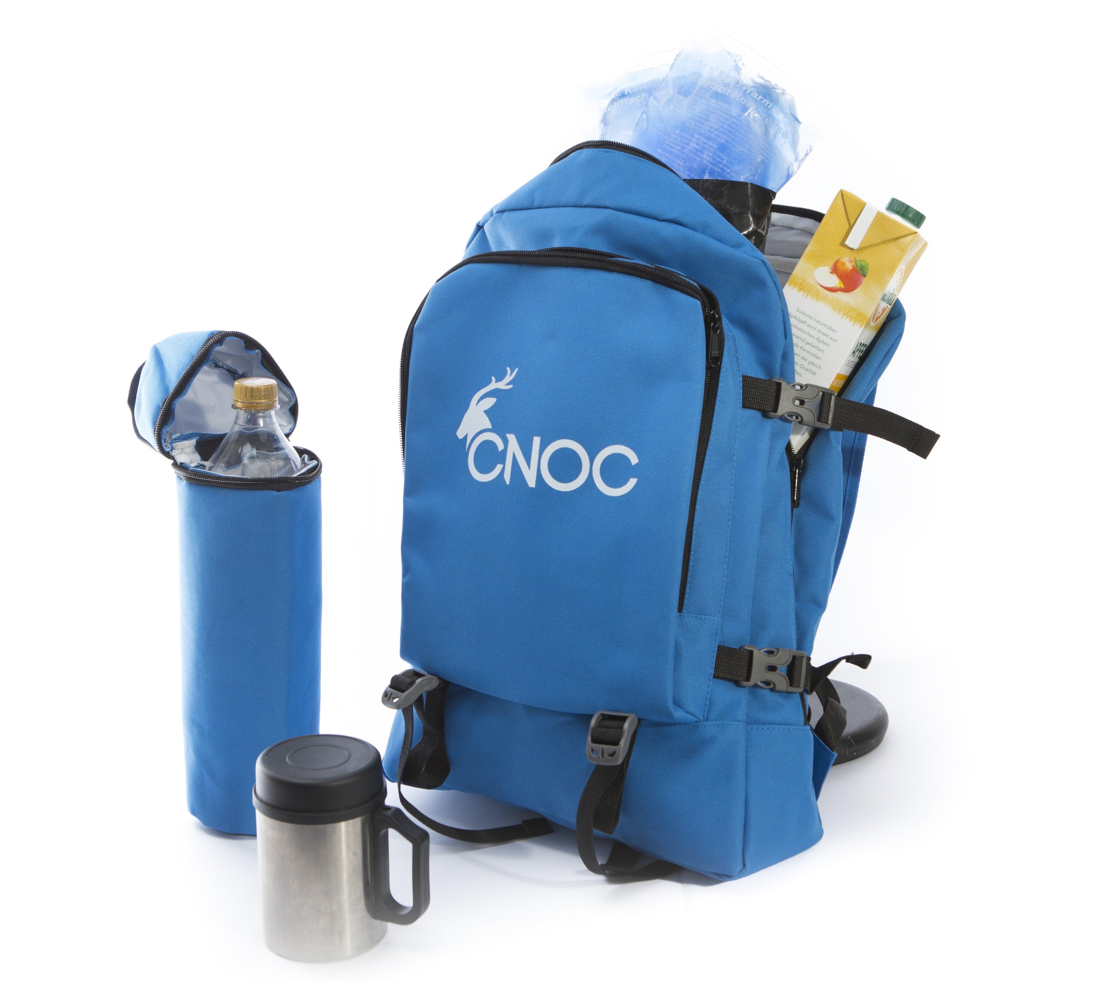 CNOC Wasserdichter Rucksack Test