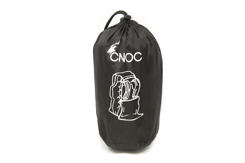 CNOC rucksack schutzhülle Test