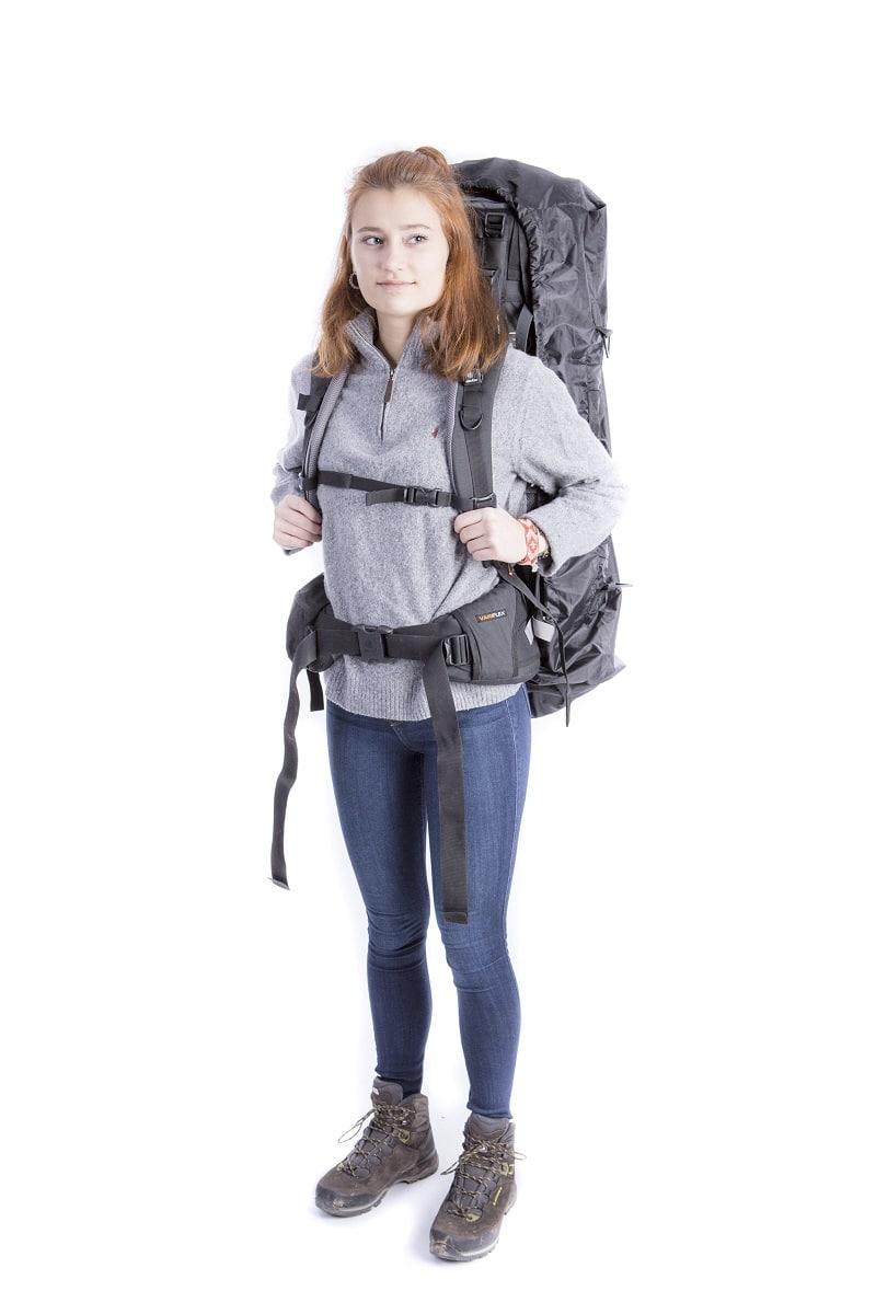 CNOC flug cover rucksack Test