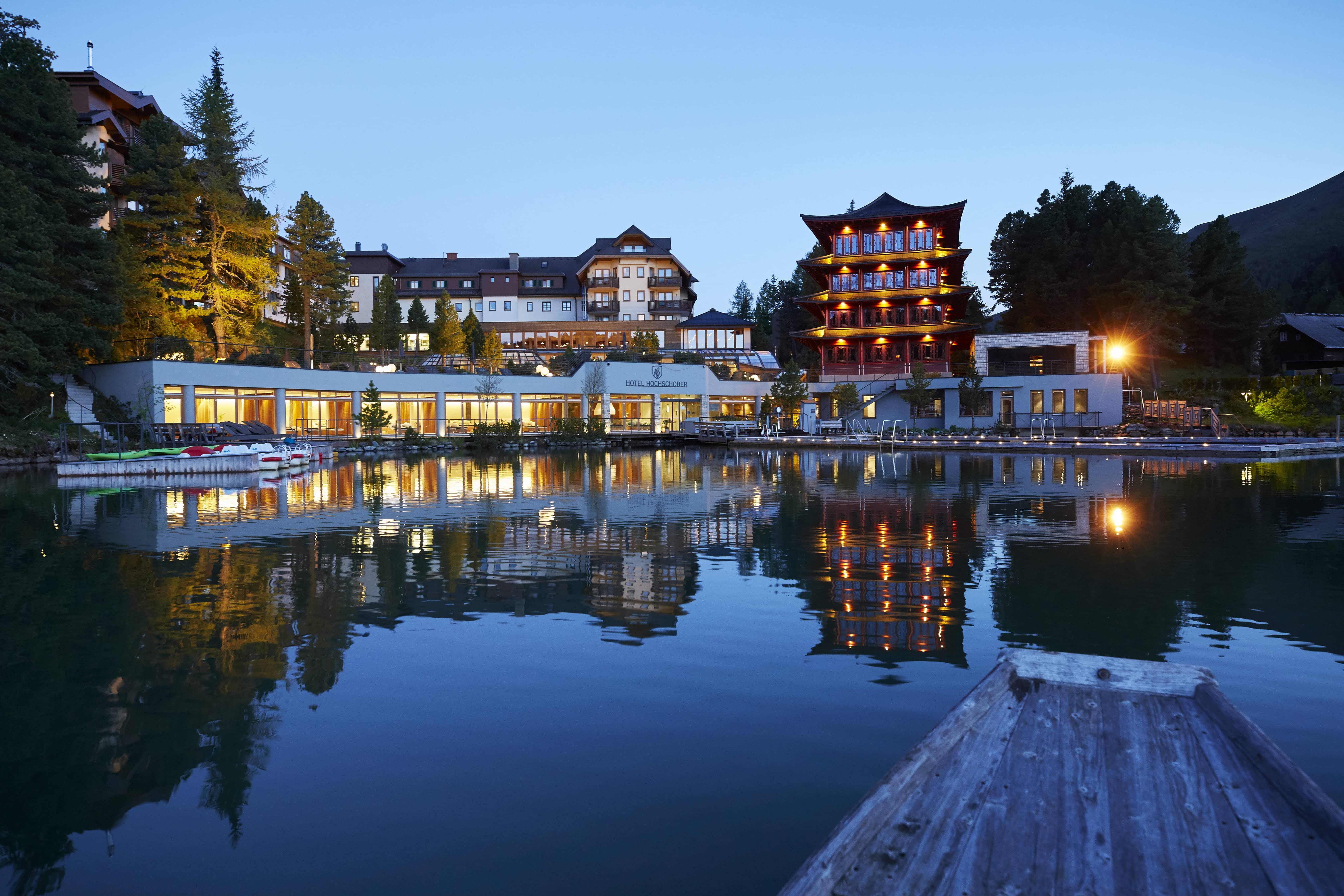 Hotel Hochschober in Kärnten