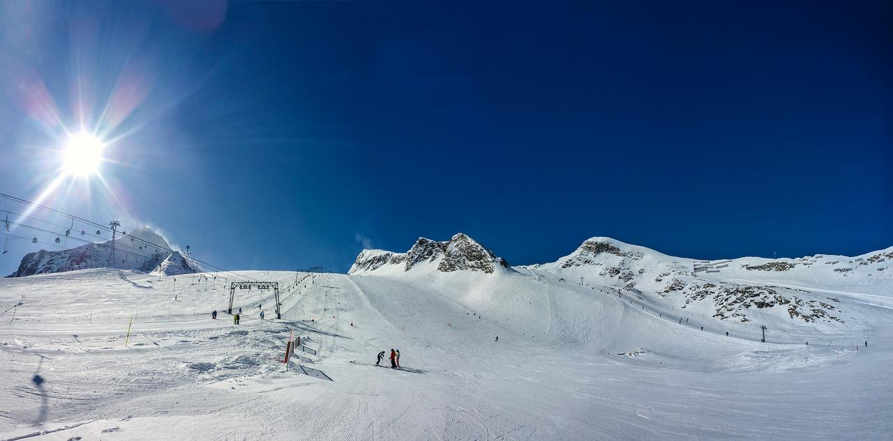Skiurlaub im Salzburger Land