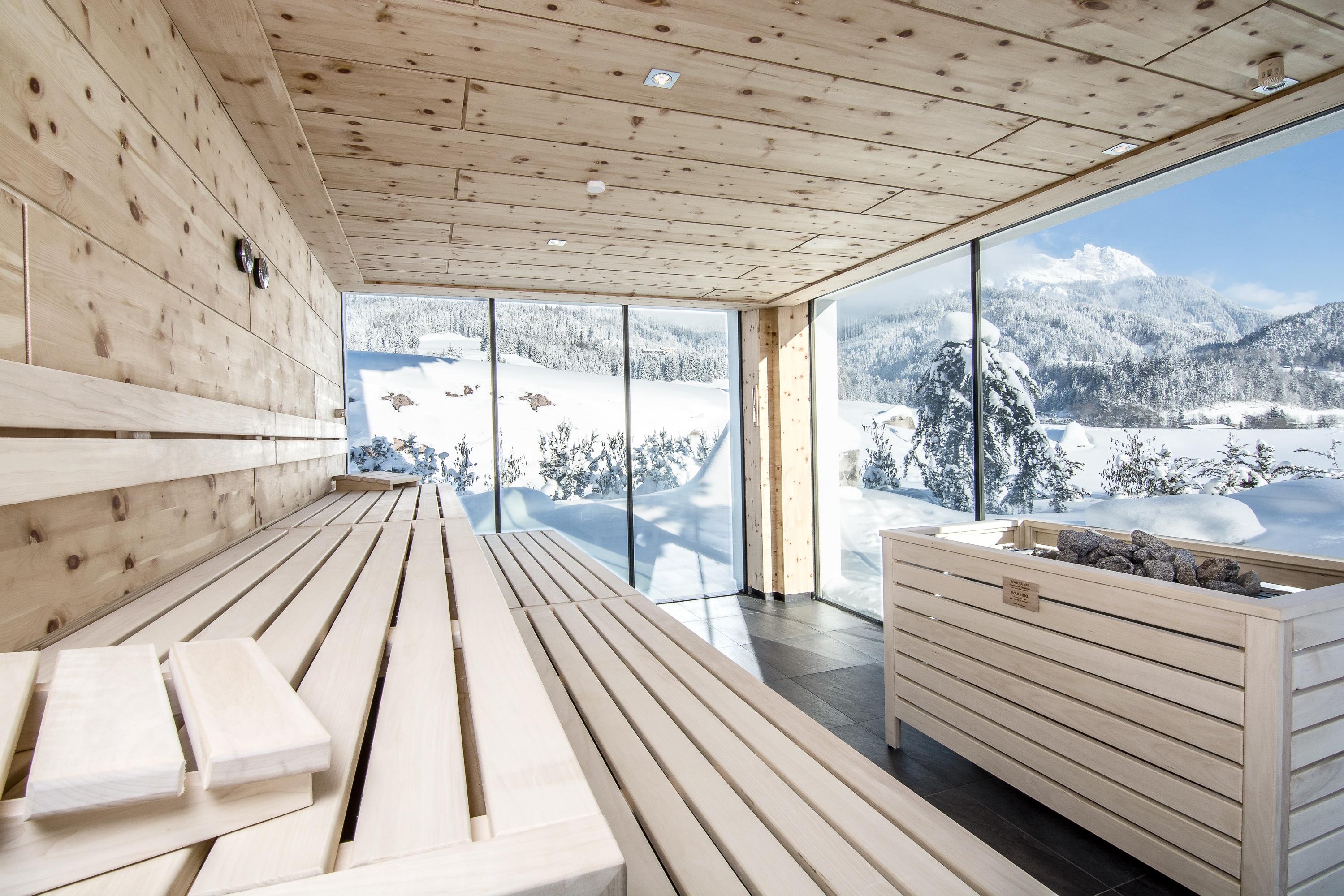 Puradies Sauna Erfahrung