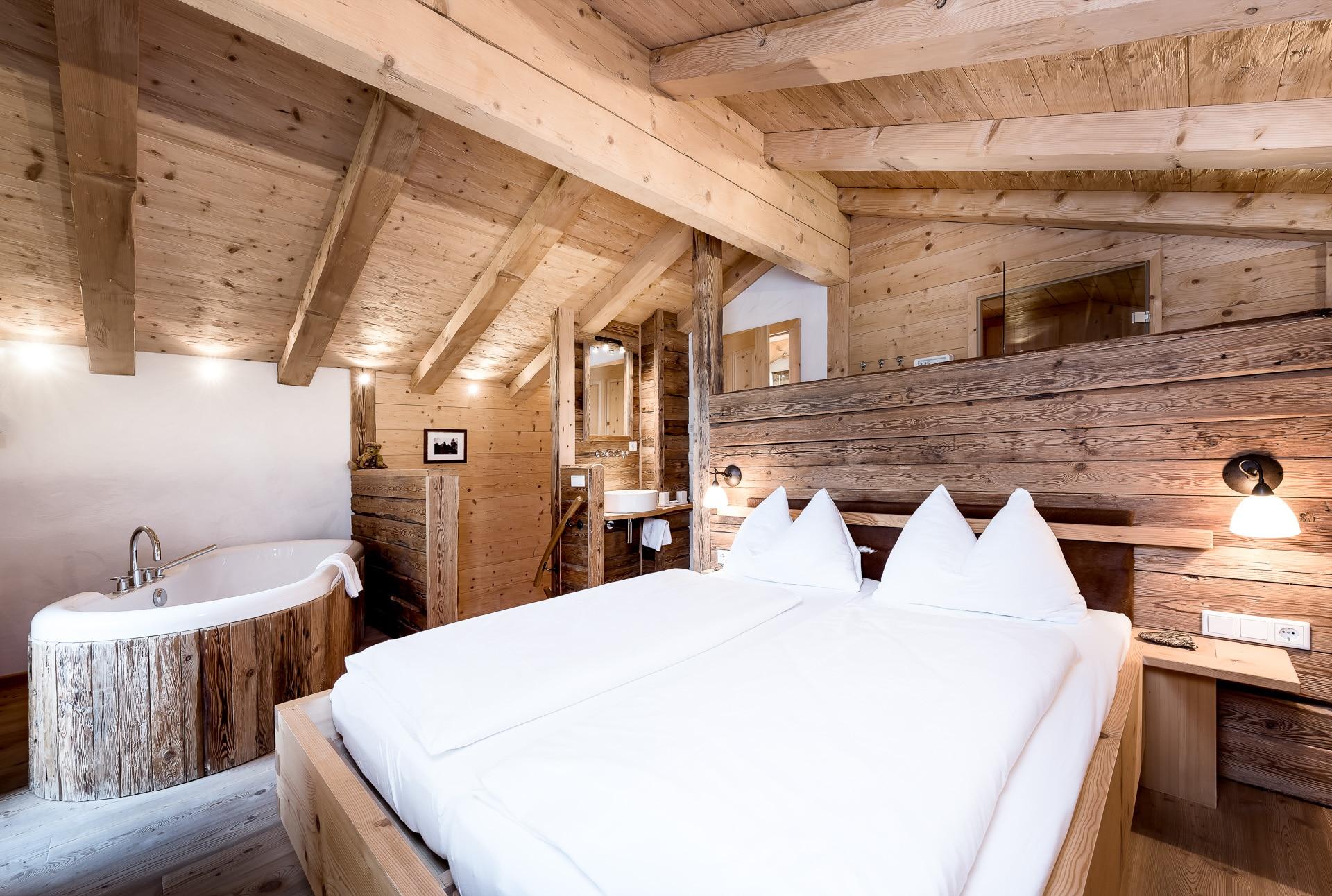 Suite im Hotel Puradies Leogang