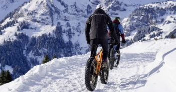 Fatbike Winter Test