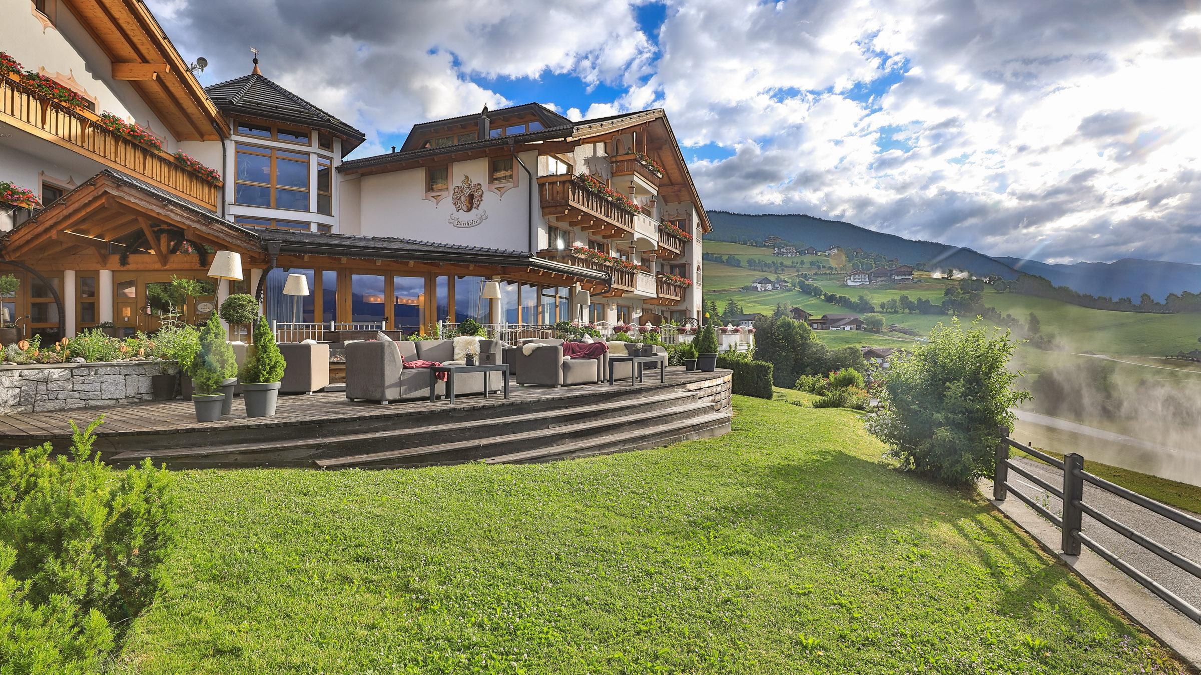 Gitschtal Jochberg Hotel der Berge