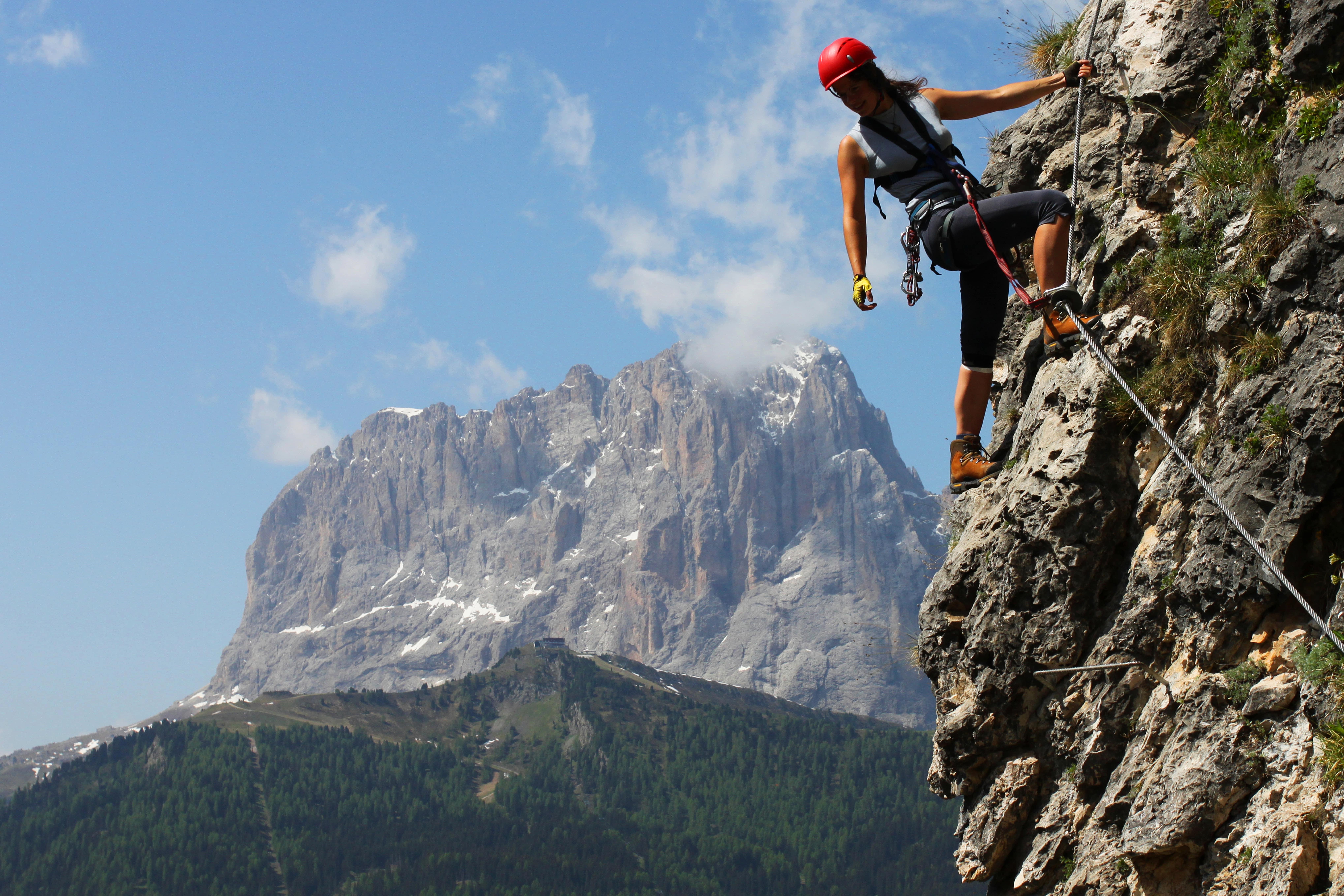 Klettersteig Basel : Klettersteig touren das ganz besondere bergerlebnis