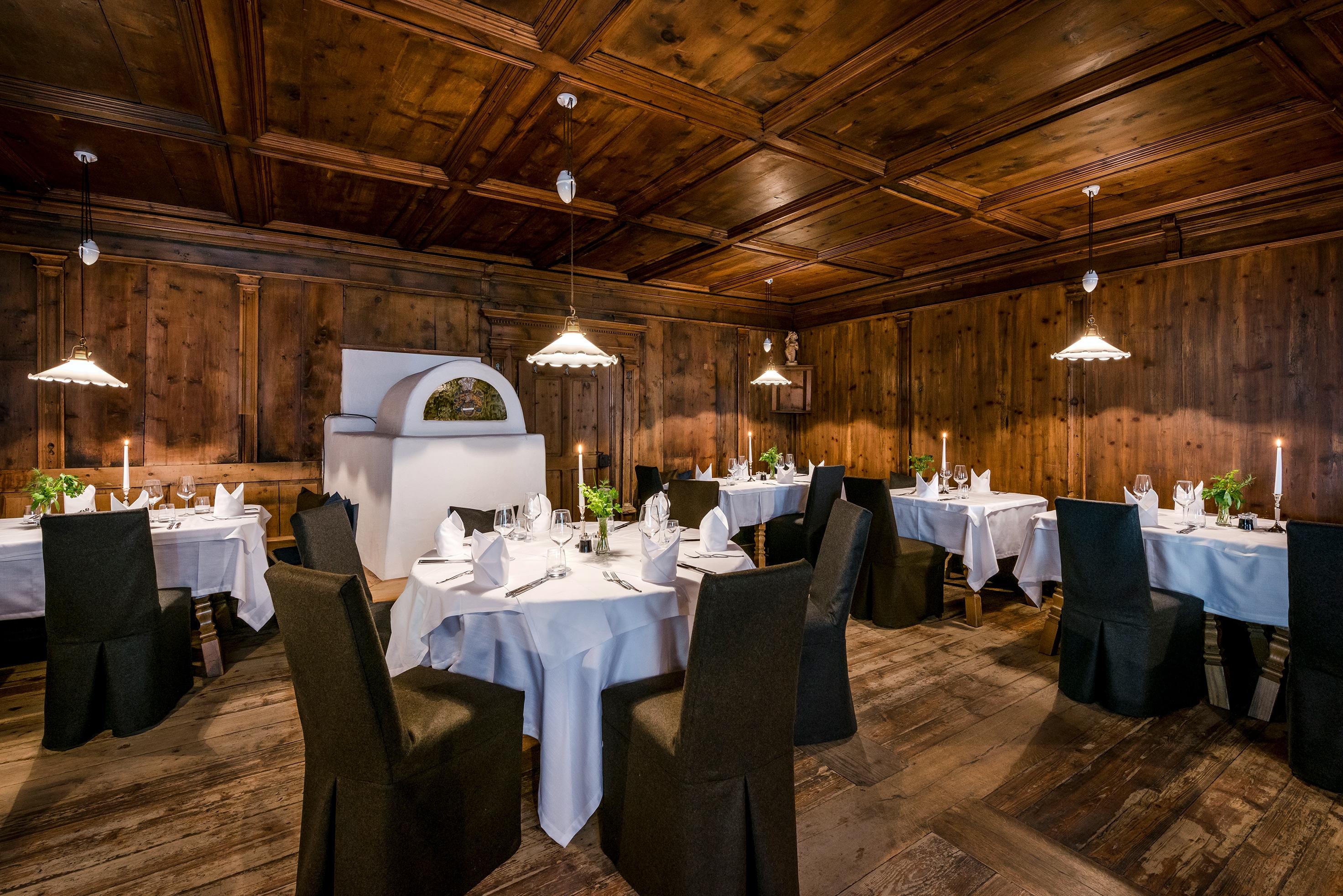 Hotel Botango Thedl Bauernstube