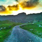 Mountainbike in Eschenlohe: Zur Rechtlerhütte unterhalb der Hohen Kisten