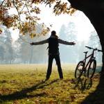 München Fahrradtour: Von Johanneskirchen bis zum Franz Josef Strauss Flughafen