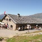 Mountainbike Tour in Südtirol: Zur Naturnser Alm