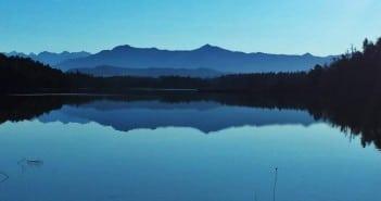 Wandern im Blauen Land an den Osterseen
