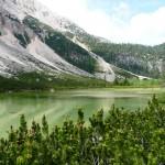 St. Vigil Mountainbike Touren: Über die Fanesalpe bis Arabba