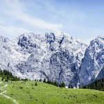 Wandern um München: Der Wetterstein