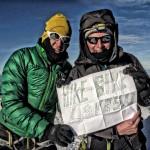 Mont Blanc Berg: Gipfel der Alpen