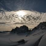 Wandern Chamonix: Auf die Aiguille du Tour