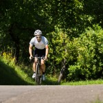 Rennradstrecke München: Trainingstour im Münchener Norden