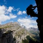 Klettersteige im Karwendel