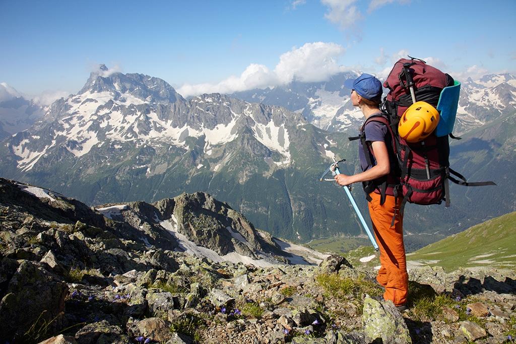 Kleine Knotenkunde für den Berg: Bersteigerknoten