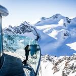 Cafe 3440 Österreich: Das höchste Café der Alpen steht an der Wildspitzbahn