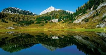 Funtensee im Berchtesgadener Land