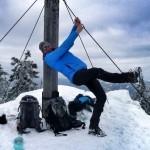 Großer Rachel Wandern: Winterwanderung im Bayerischen Wald