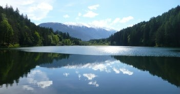 Tristacher See in Osttirol