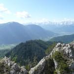 Ettaler Mandl Klettersteig: Bergwanderung auf das Ettaler Mandl