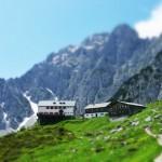 Wilder Kaiser: Wandern von Going zur Gruttenhütte