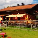 Mountainbiken in den Lienzer Dolomiten: Von Lienz zur Faschingalm