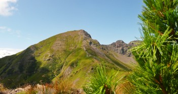 Blick auf den Col di Lana