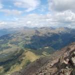Im Sarntal Wandern – auf die Sarner Scharte und den Villandersberg