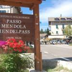 Mendelpass Rennrad in Südtirol: Von Bozen auf den Mendelpass