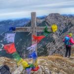 Wandern Tirol: Überschreitung der Geierköpfe in den Ammergauer Alpen