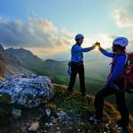 Verlosung: Bildbände Dolomiten – 50 alpine Kletterrouten