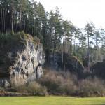 Wandern in der Fränkischen Schweiz: Durch das Wachholdertal