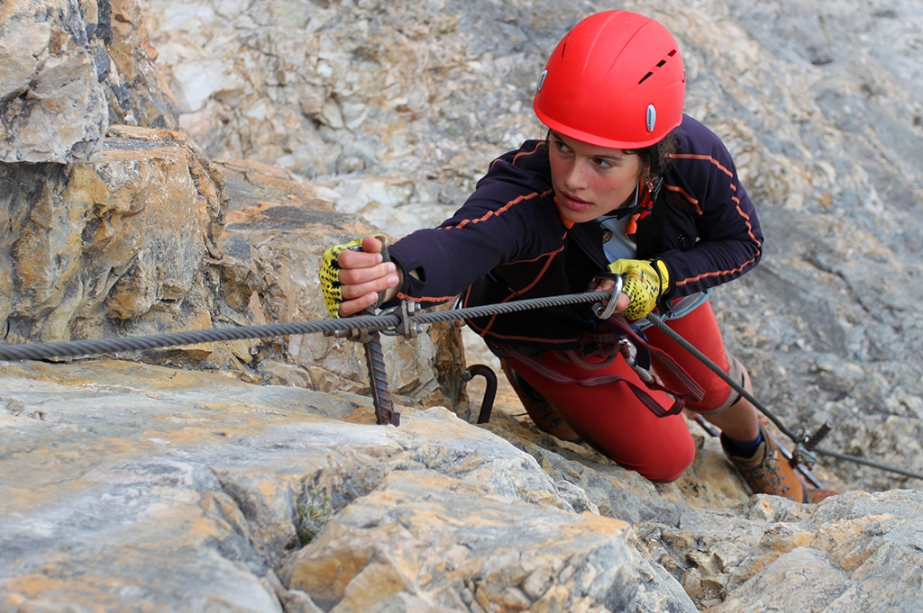 Sandra Fehrenbach / Hike+Bike Bergsport Magazin