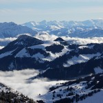 Der Wendelstein Berg: Wander und Ski-Paradies