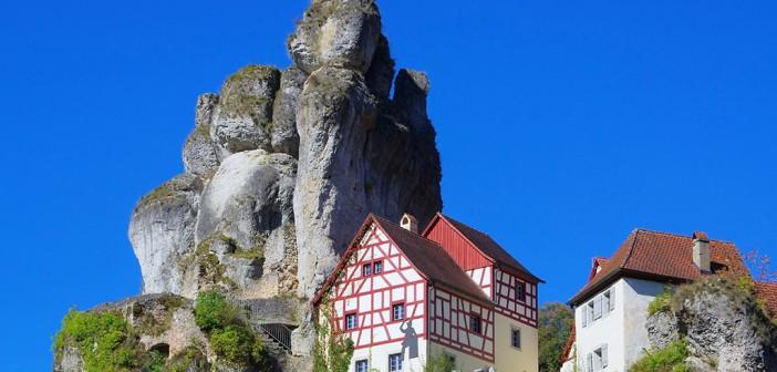 Fränkische Schweiz Wandern: Burgen, Höhlen und gutes Essen