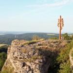 Staffelberg in der Fränkischen Schweiz: Rundwanderweg auf den Spuren der Pilger