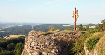 Am Staffelberg Wandern - Tour in der Fränkischen Schweiz