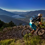 Mountainbike in der Region Dolomiti Lagorai
