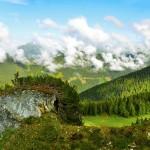Urlaub im Salzkammergut – Wandern und Radfahren zwischen Seen und Bergen