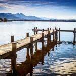 Urlaub im Chiemgau: Wandern und Biken am bayerischen Meer