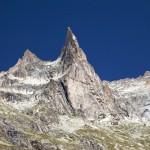 Klettern Frankreich: Auf die Aiguille Dibona – die unbekannte Schönheit