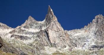 Aguille Dibona: Klettern Frankreich