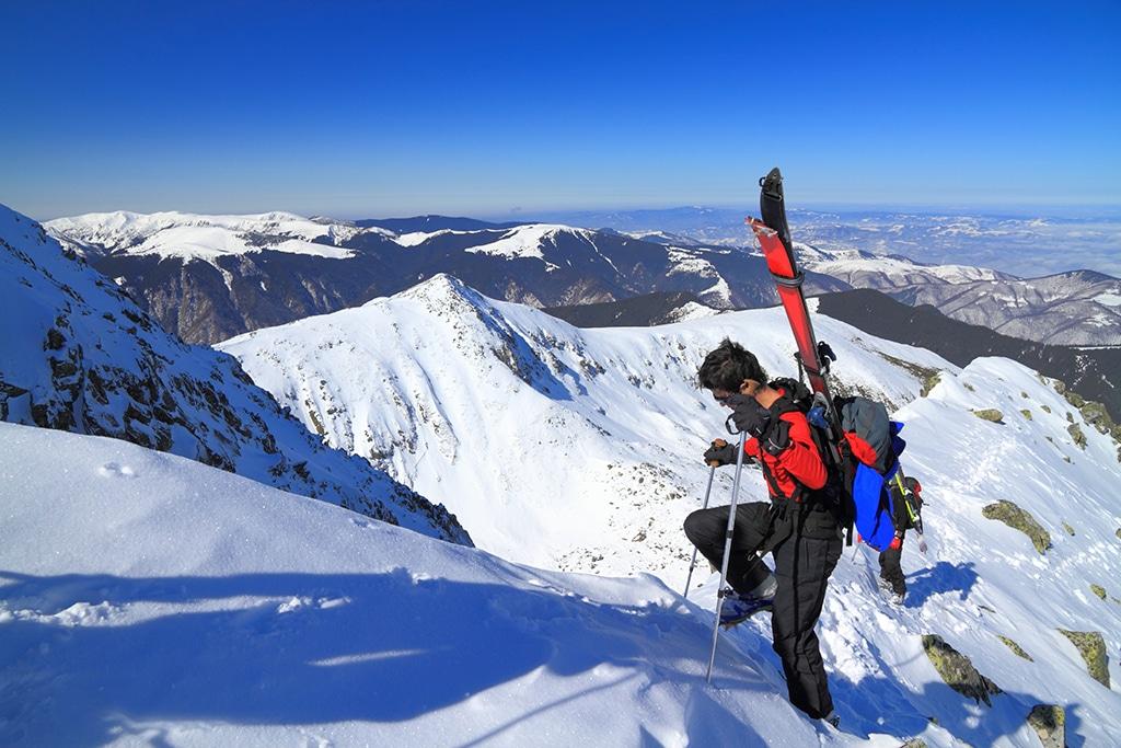 Mammut: Spezialist auch für Skitourenrücksäcke