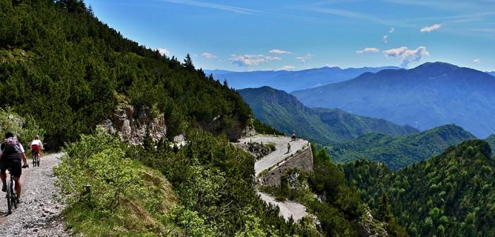 Der Tremalzo Pass: Garda-Klassiker – von Riva del Garda über Pregasina zum Tremalzo Pass