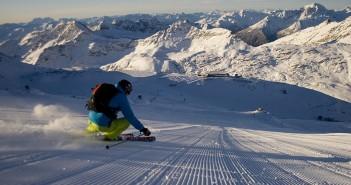 Skigebiet Mölltaller Gletscher